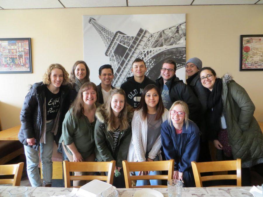 French Club (Image courtesy of Linda Schumacher)