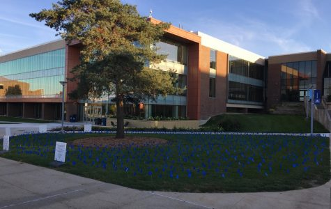 National Collegiate Alcohol Awareness week at Harper aimed to decrease alcohol related deaths