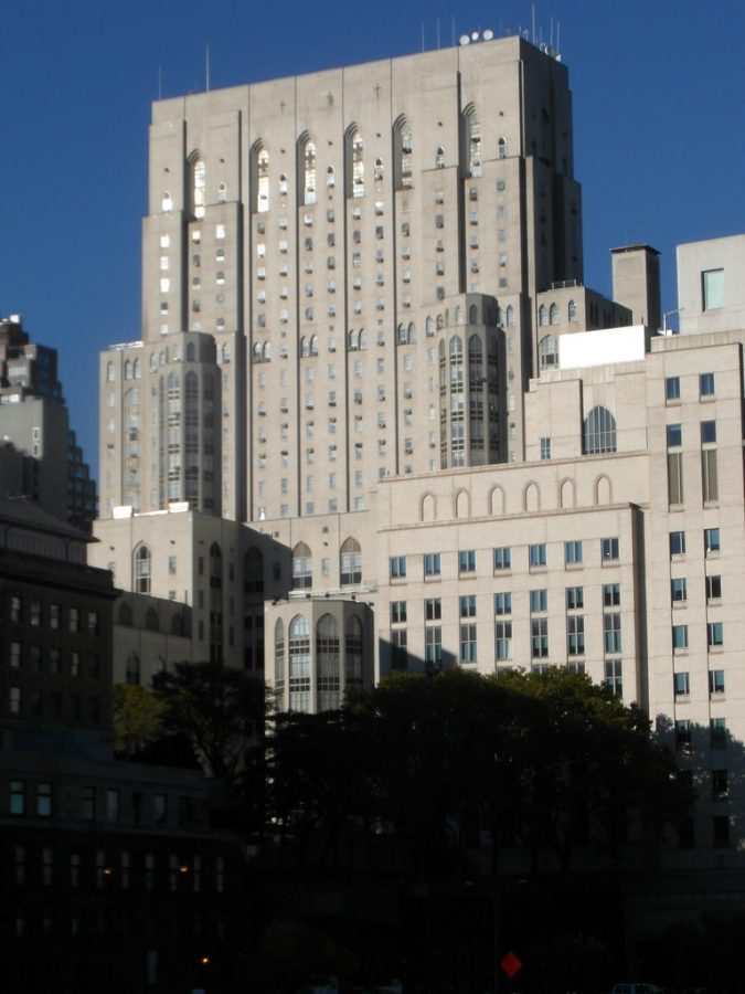 New York-Presbyterian Hospital is at the center of the COVID-19 pandemic in the city. Photo courtesy of Creative Commons.