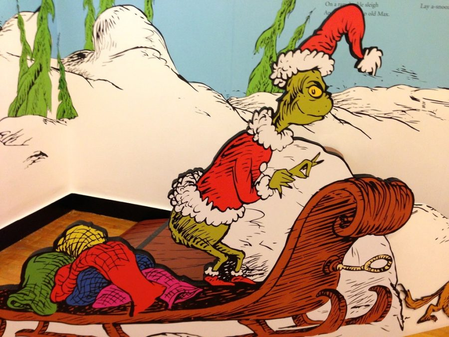 """""""The Grinch"""