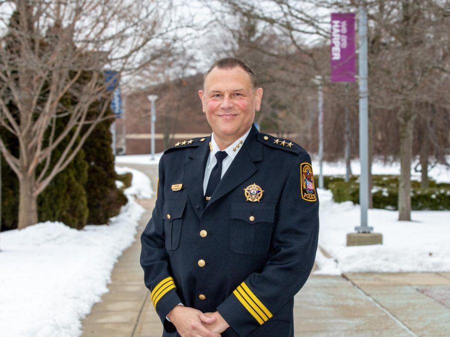 """New Harper Police Chief promises """"integrity and accountability"""""""