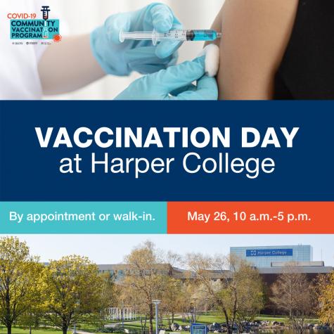 Photo courtesy of Harper College News Bureau.